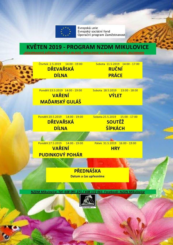 Program NZDM Mikulovice